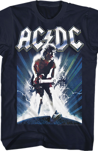 ACDC Angus Young T-Shirt