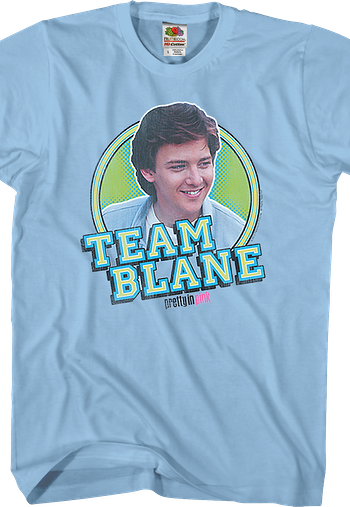 Team Blaine Pretty In Pink T-Shirt