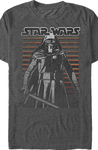 Kylo Ren Star Wars T-Shirt