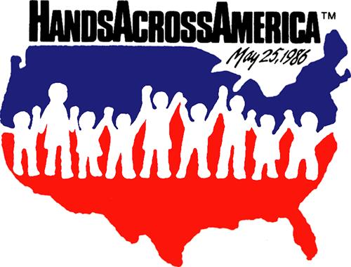 Hands Across America Shirts