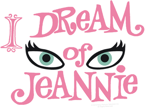 I Dream Of Jeannie T-Shirts