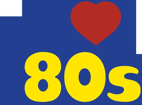 I Love the 80s Shirts