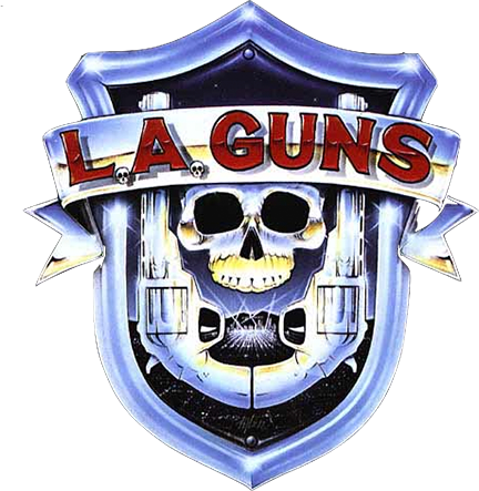 LA Guns T-Shirts