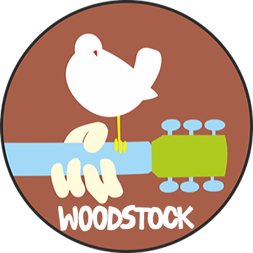 Woodstock T-Shirts