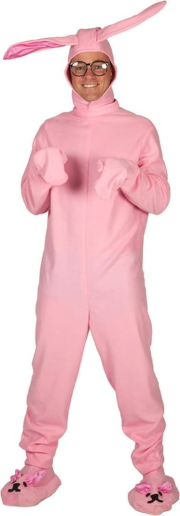 A Christmas Story Bunny Suit Costume