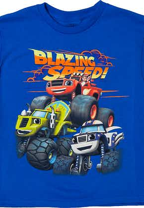 AJ and The Monster Machines Shirt