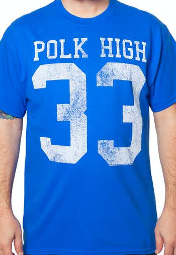 Al Bundy Polk High Jersey T-Shirt
