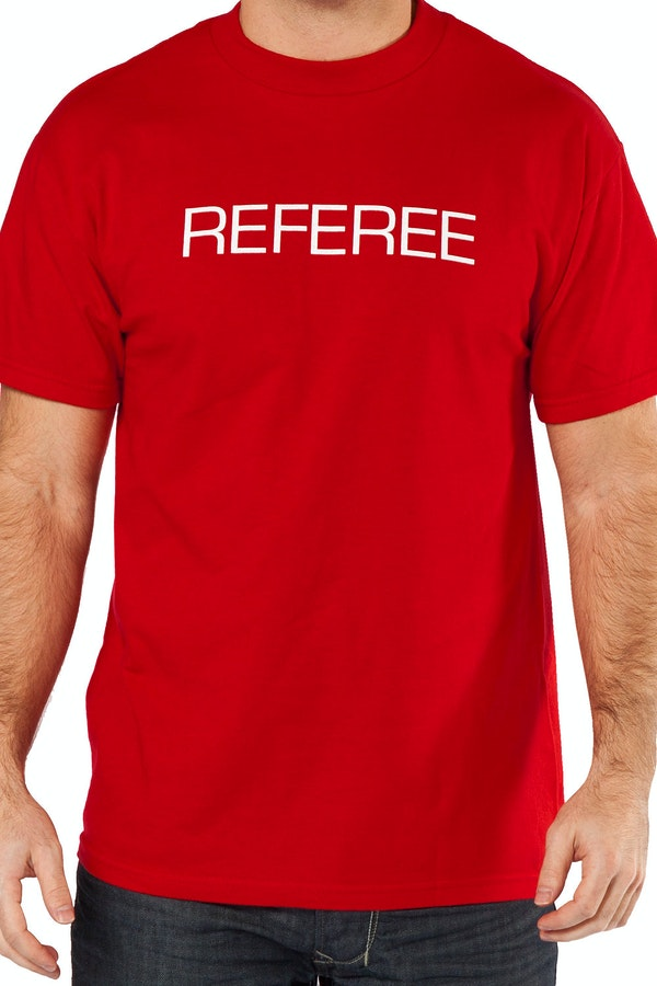 All Valley Referee Karate Kid T-Shirt