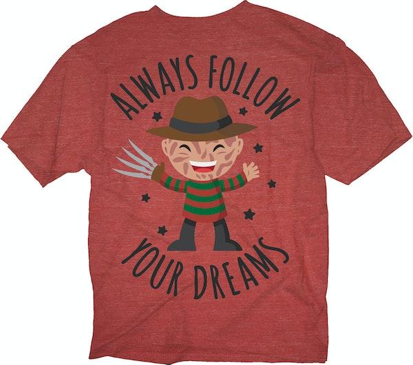 follow t-shirt Still Good