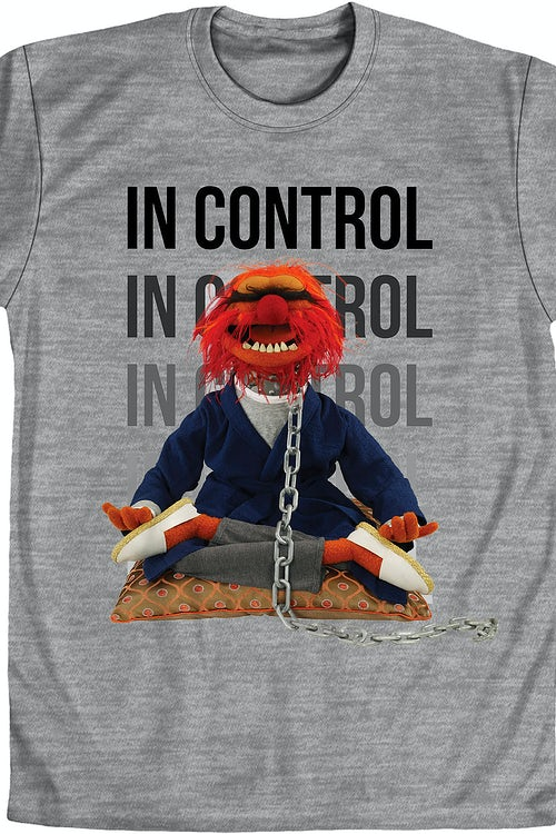Animal In Control T-Shirt
