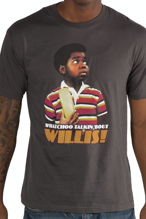 Arnold Diffrent Strokes Shirt