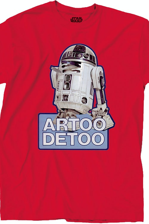 Artoo Detoo Star Wars T-Shirt