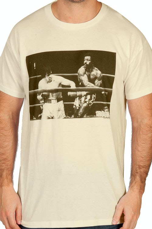 Balboa Vs Creed Shirt