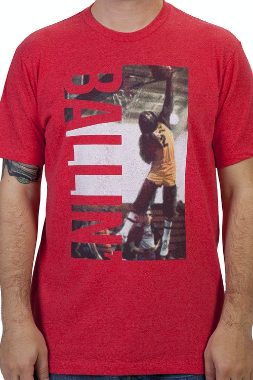 Basketball Teen Wolf Shirt