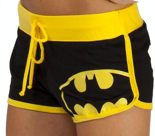 1233723476d Batman Boy Shorts  Super Heroes DC Comics Justice League Boy Shorts