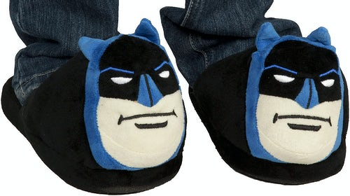 Batman Head Slippers