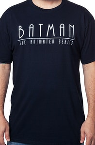 Batman The Animated Series Logo T-Shirt
