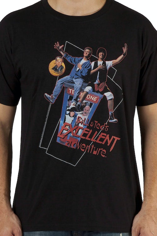 Bill and Teds Excellent Adventure Shirt