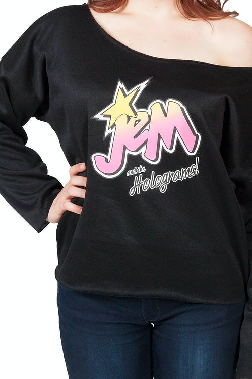 Black Jem Sweatshirt