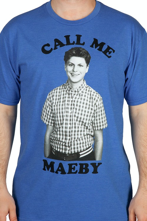 Call Me Maeby Arrested Development Shirt