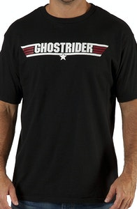 Call Name Ghostrider Top Gun T-Shirt