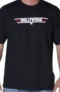 Call Name Hollywood Top Gun T-Shirt