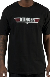 Call Name Stinger Top Gun T-Shirt