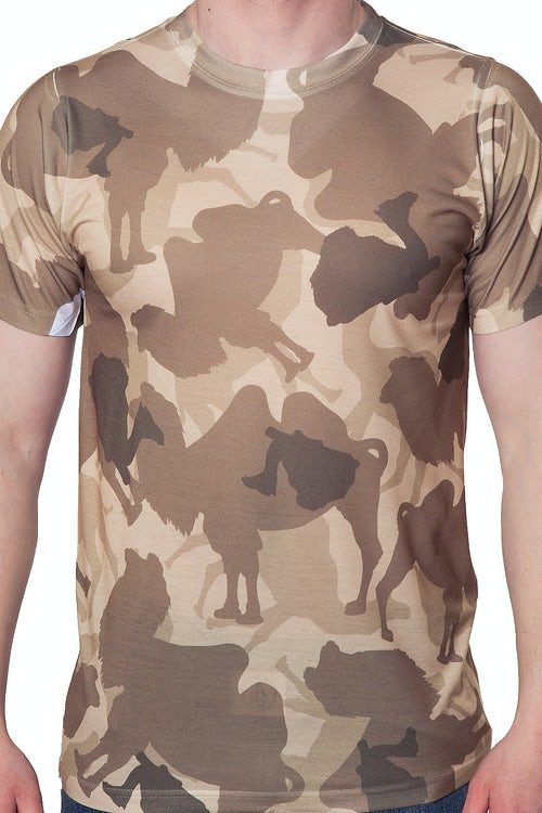 Camel-flage T-Shirt