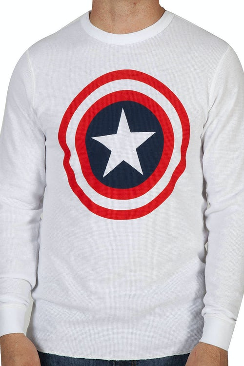 Captain America Thermal Shirt