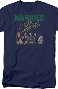 Cast Married With Children T-Shirt
