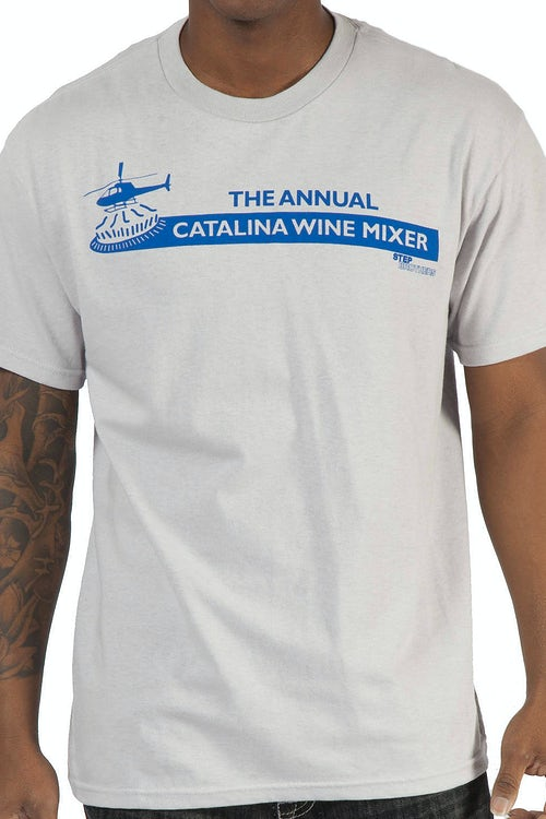 Catalina Wine Mixer T Shirt