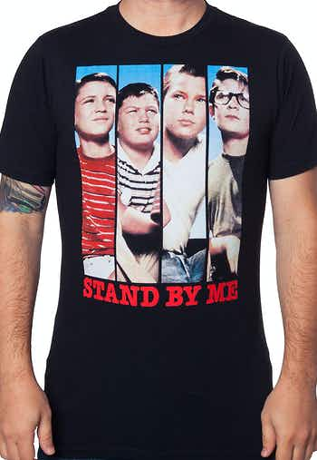 Character Strips Stand By Me Shirt