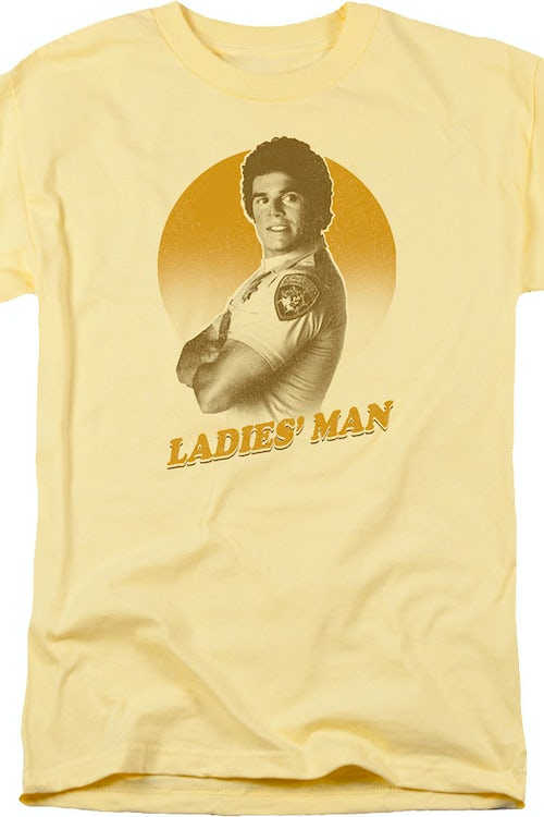 CHiPs Ladies' Man T-Shirt