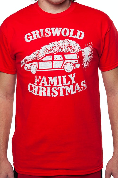 2994209f2 Christmas Vacation T-Shirt: National Lampoons Christmas Vacation Shirt
