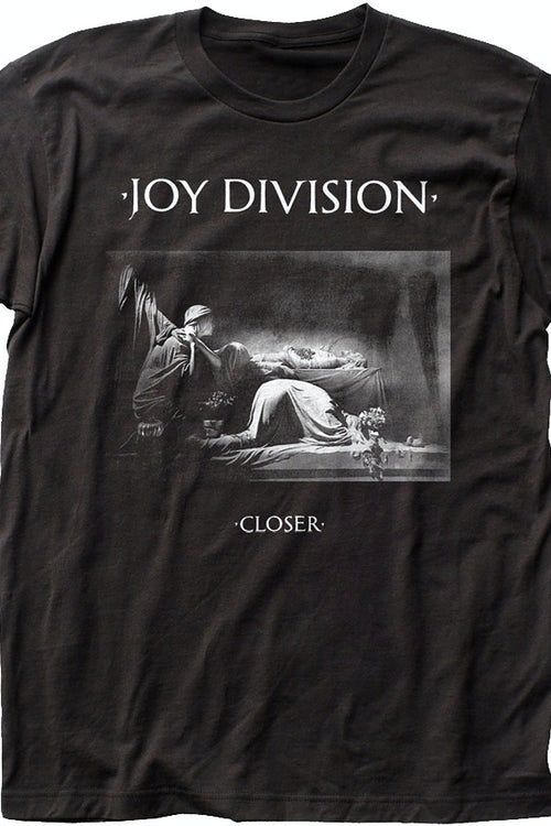 Closer Joy Division T-Shirt