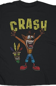 Crash Bandicoot T-Shirt