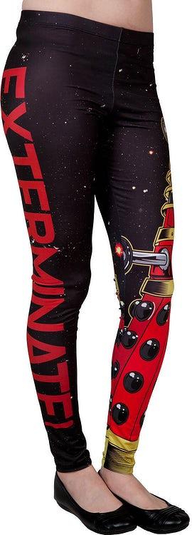 Dalek Leggings