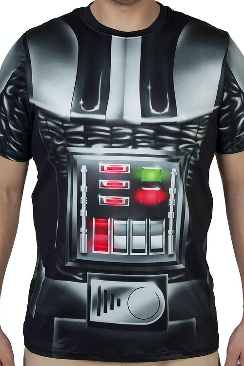 Darth Vader Costume Shirt