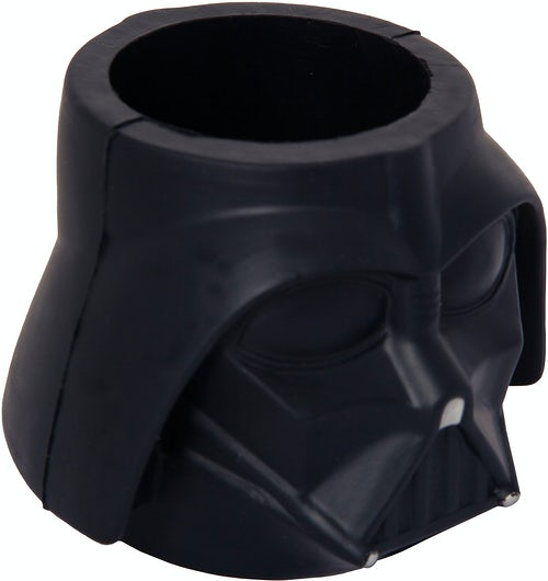 Darth Vader Helmet Molded Can Cooler