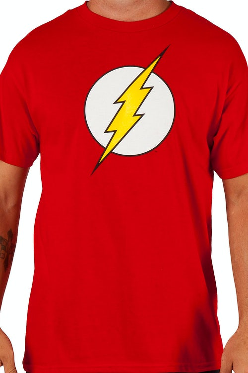 DC Comics Flash Shirt
