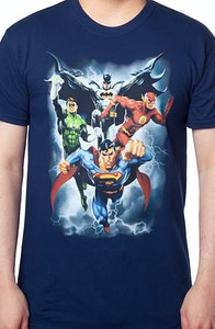 DC Comics Heroes Shirt