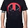 Deadpool Shadows T-Shirt