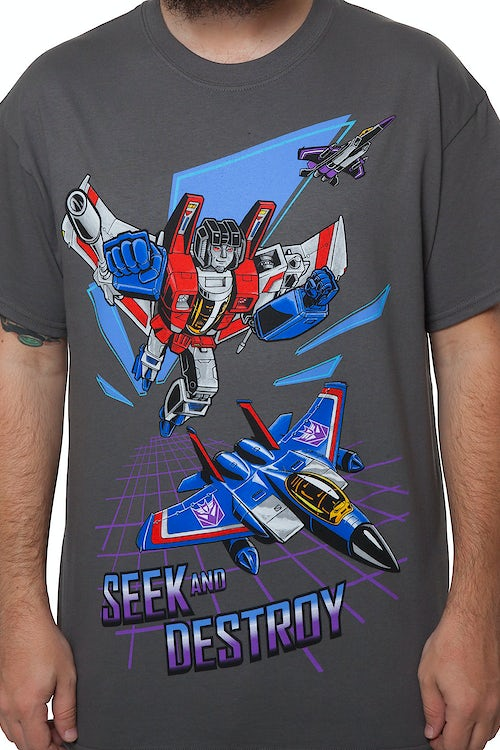 Decepticon Seekers T-Shirt
