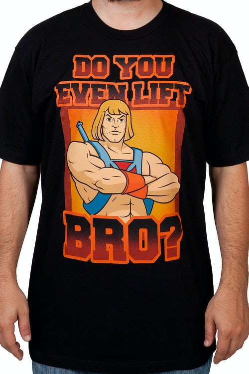 Do You Lift He-Man Shirt
