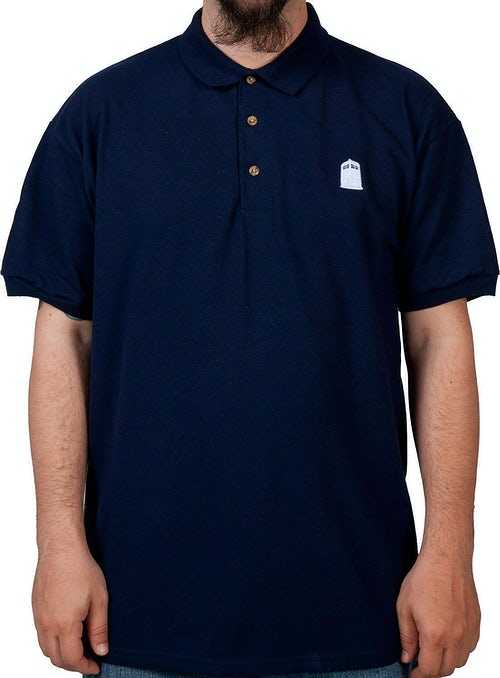 Doctor Who Tardis Polo