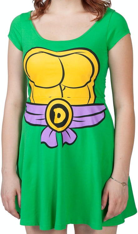 Donatello Skater Dress