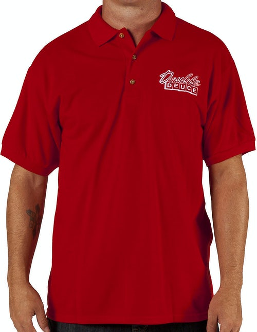 Double Deuce Road House Polo Shirt