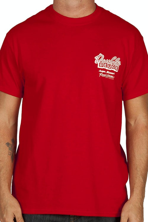 Double Deuce Staff Road House T-Shirt