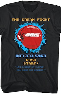 Dream Fight Punch-Out T-Shirt