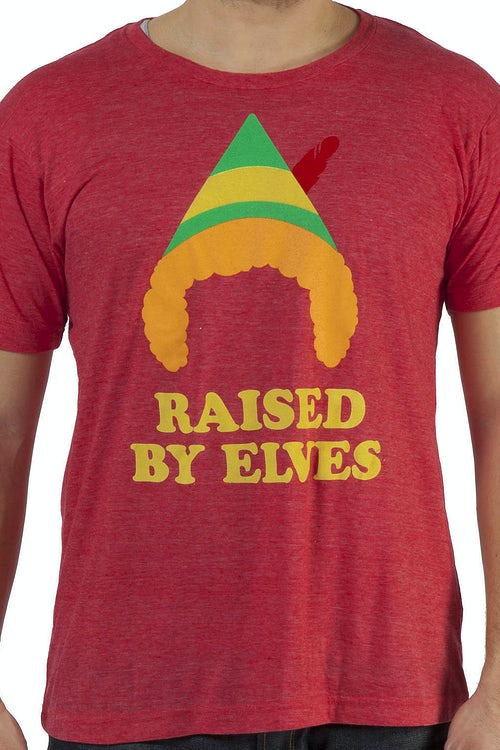 Elf Raised By Elves Shirt